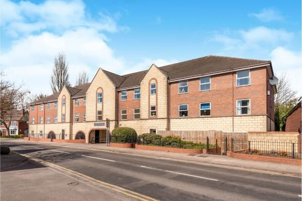 Thumbnail Flat for sale in Park Road, Cannock