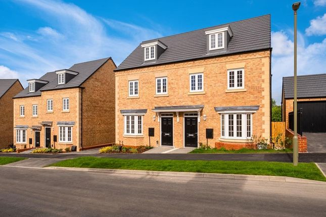 """Semi-detached house for sale in """"Kennett"""" at Popes Piece, Burford Road, Witney"""