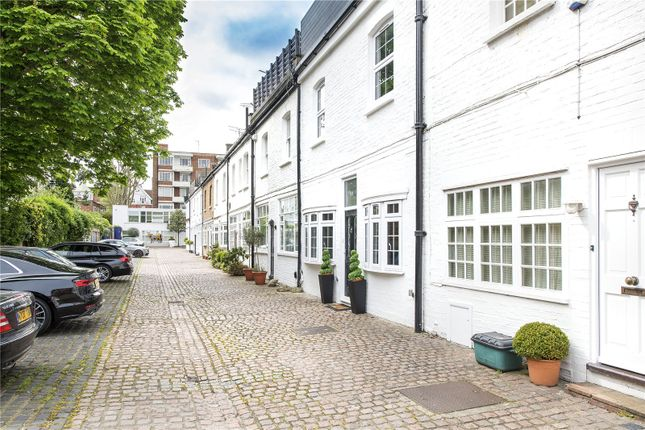 Thumbnail Mews house for sale in Wavel Mews, South Hampstead, London