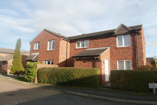 Thumbnail Semi-detached house to rent in High Bank Gardens, Leeds