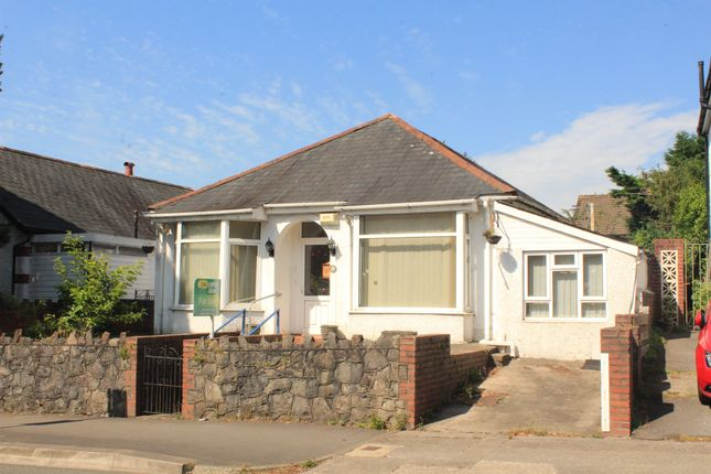 Thumbnail Detached bungalow for sale in Heol Hir, Llanishen, Cardiff