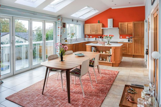 Thumbnail Detached house for sale in Honeyborough Road, Milford Haven