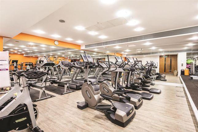 Communal Gym of Gatliff Road, London SW1W