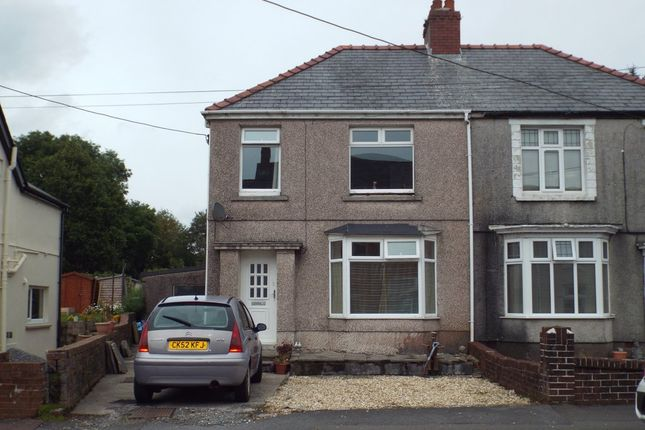 Thumbnail Semi-detached house for sale in Penygroes Road, Gorslas, Llanelli