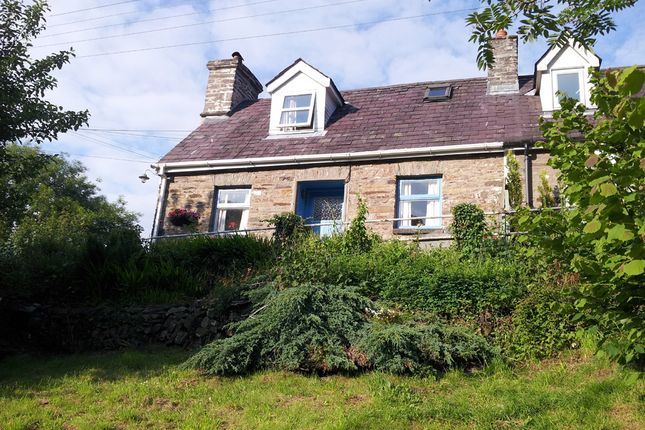 2 bed cottage for sale in Aberbanc, Penrhiwllan, Llandysul Ceredigion West Wales
