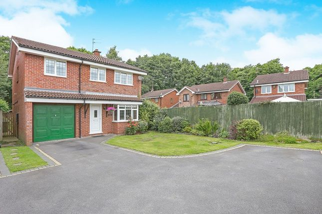 Thumbnail Detached house for sale in Brunel Grove, Perton, Wolverhampton