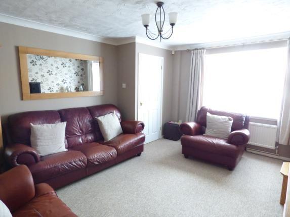 Living Room of Finglesham Court, Maidstone, Kent ME15
