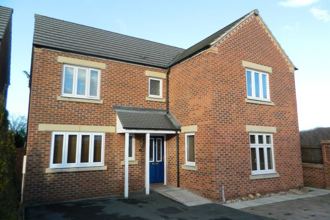 Thumbnail Detached house to rent in Orchid Grove, Stockton-On-Tees