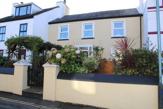 Thumbnail Terraced house for sale in May Cottage St Mary's Road, Port Erin, Port Erin, Isle Of Man