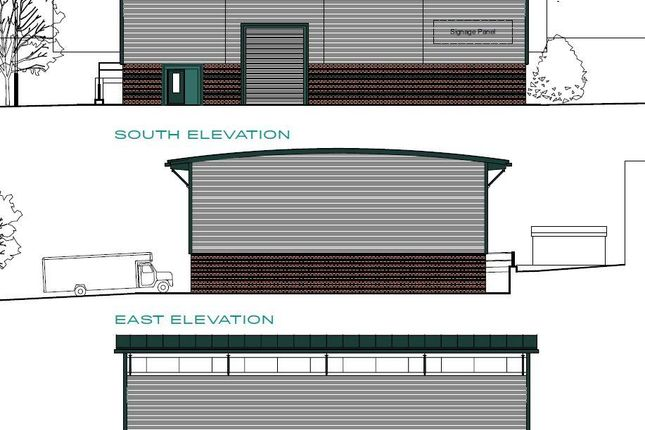 Thumbnail Warehouse to let in Block A Ember House Moorside Road, Winnall, Winchester, Hampshire