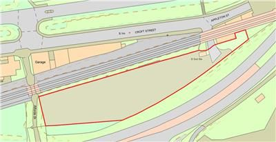 Thumbnail Land to let in Land At Croft Street, Widnes, Cheshire