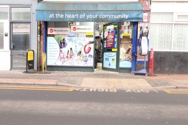 Thumbnail Retail premises for sale in Portland Road, London