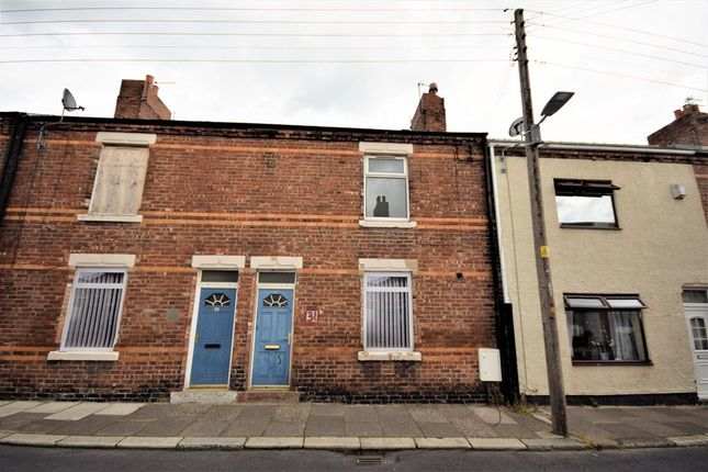 Thumbnail Terraced house for sale in Twelfth Street, Horden, County Durham