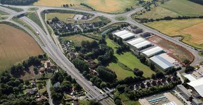 Thumbnail Land for sale in Plot B, Melton Park, Monksway West, Melton, Hull, East Yorkshire