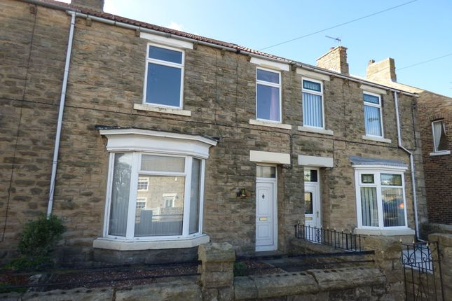 Thumbnail Terraced house to rent in Copley, Bishop Auckland