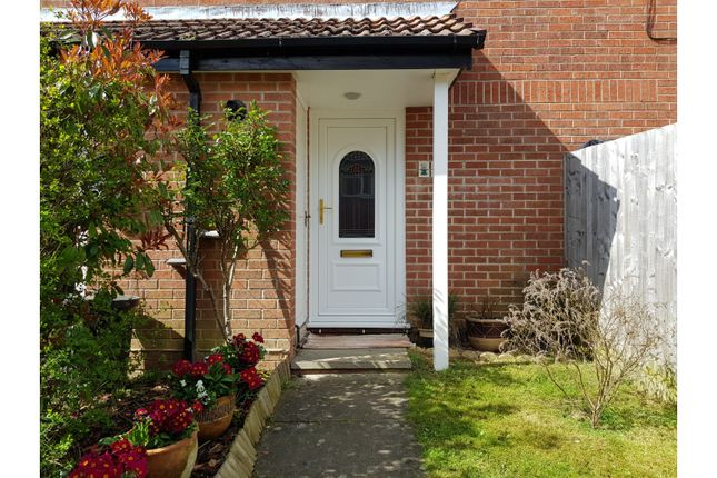 Thumbnail End terrace house for sale in Furnace Way, Uckfield