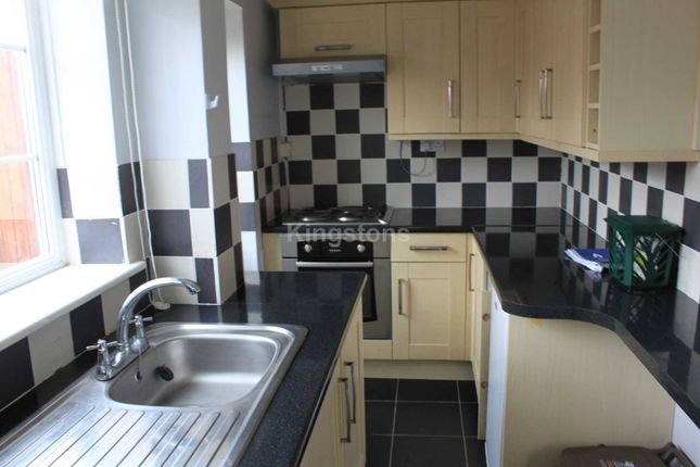 Thumbnail Semi-detached house to rent in Caradoc Close, St Mellons, Cardiff