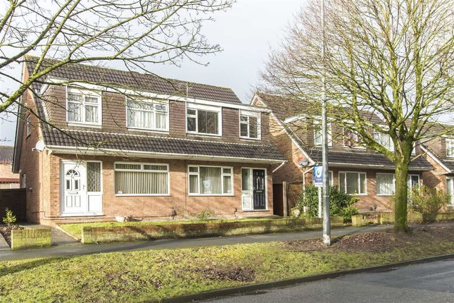 Thumbnail Semi-detached house for sale in Elm Close, Little Stoke, Bristol