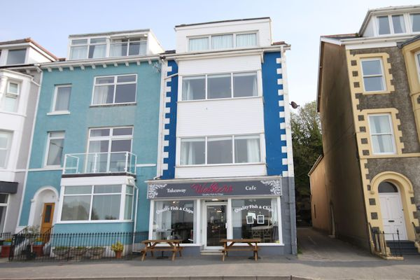 Thumbnail Flat for sale in 8 Bodfor Terrace, Aberdovey