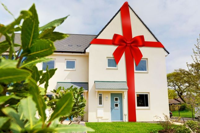 Thumbnail Semi-detached house for sale in The Beech Poets Corner, Manadon, Plymouth