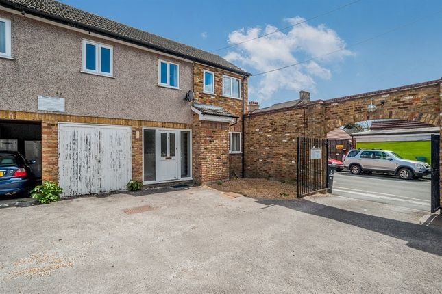 Thumbnail End terrace house for sale in Kings Avenue, Watford
