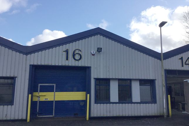 Thumbnail Light industrial to let in Dixon Place, East Kilbride