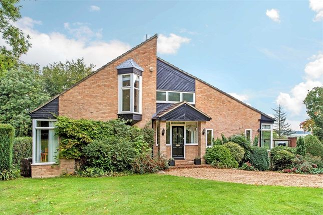 Thumbnail Detached house to rent in Shawford, Winchester, Hampshire