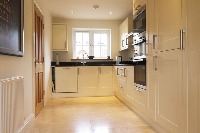 3 bed town house for sale in Brunsleigh Croft, Hathern, Loughborough