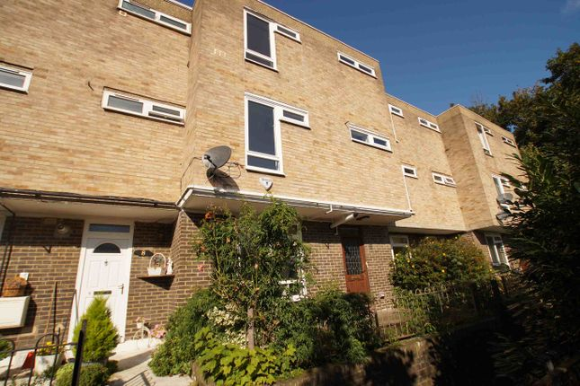 Thumbnail Terraced house to rent in Talisman Square, London