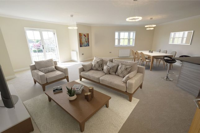 Thumbnail Flat for sale in Thorpe Hall Avenue, Thorpe Bay, Essex