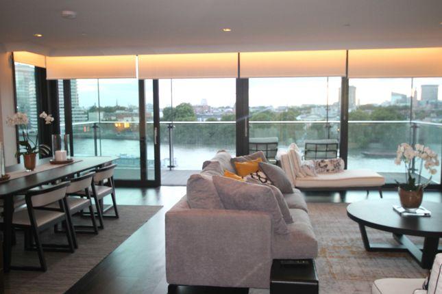 2 bedroom flat to rent in Merano Residences, Albert Embankment, London