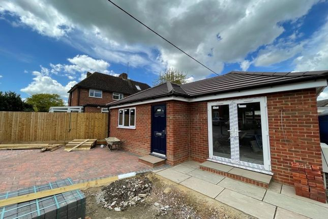 Thumbnail Detached bungalow to rent in Didcot, Oxfordshire