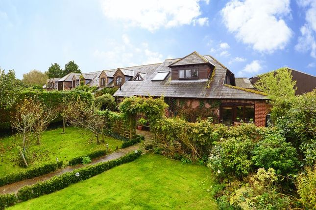 4 bed end terrace house for sale in Manor Farm Barn, East Stoke BH20.