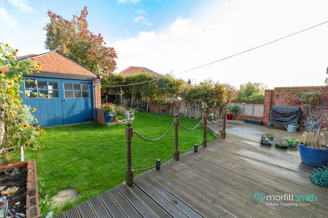 Rear Garden of Worrall Road, Wadsley, - Viewing Advised S6