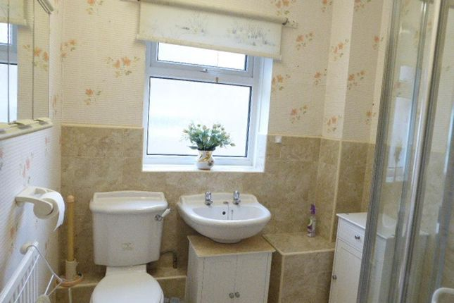 Shower Room of Ernest Hill Court, Rainhill Road, Hull HU5