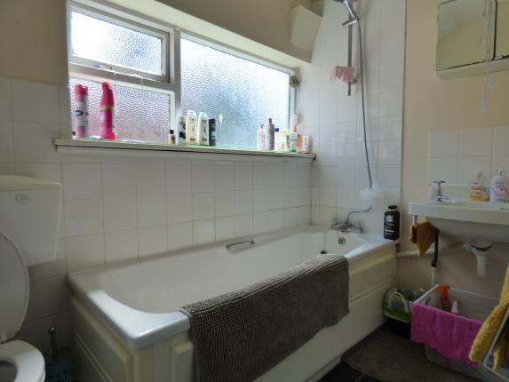 Bathroom of Springfield Road, Kings Heath, Birmingham, West Midlands B14