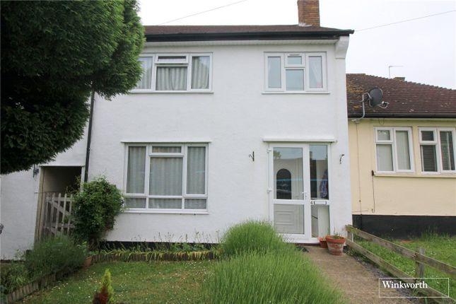Thumbnail Terraced house to rent in Stannington Path, Borehamwood, Hertfordshire