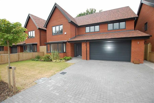 Thumbnail Detached house for sale in Victoria Road, Formby, Liverpool