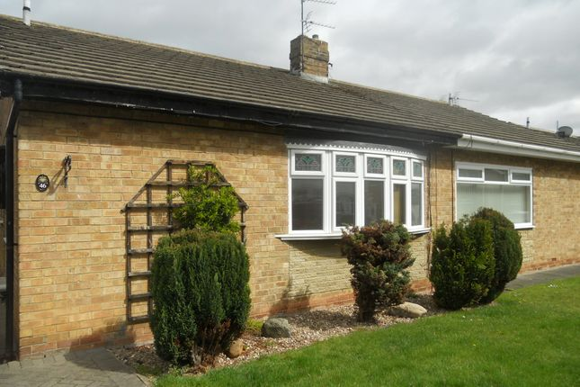 Thumbnail Semi-detached bungalow to rent in Ashton Road, Norton