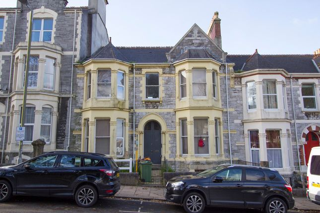 Thumbnail Terraced house for sale in Sutherland Road, North Road East, Plymouth