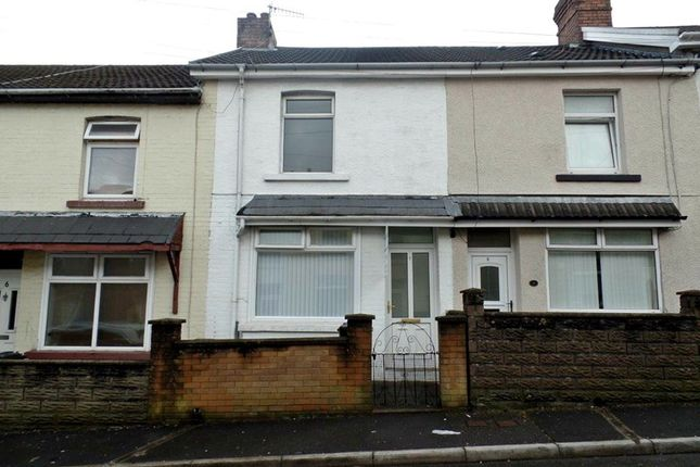 Thumbnail Terraced house for sale in Model Cottages, Penyard, Merthyr Tydfil