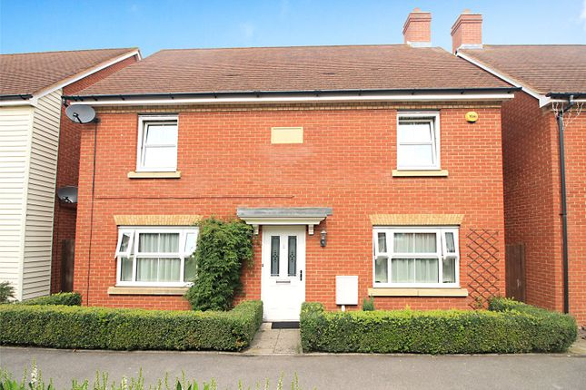 Thumbnail Detached house for sale in Daisy Walk, Eden Village, Sittingbourne