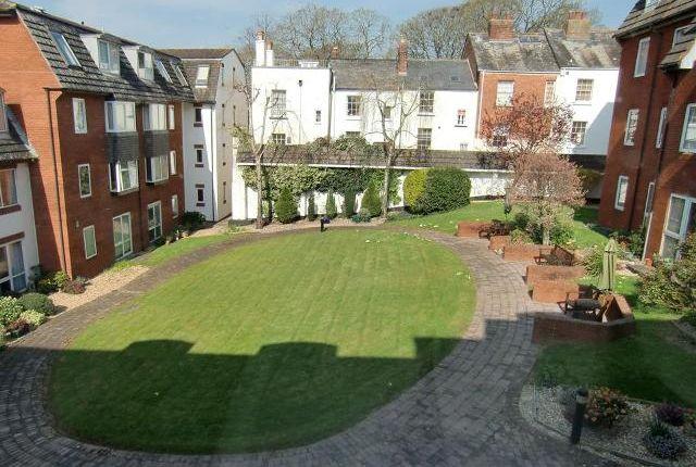 Thumbnail Flat to rent in Homecourt House, Bartholomew Street West, Exeter, Devon