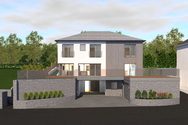 Thumbnail Detached house for sale in Morweth Court, Trerieve, Downderry, Torpoint