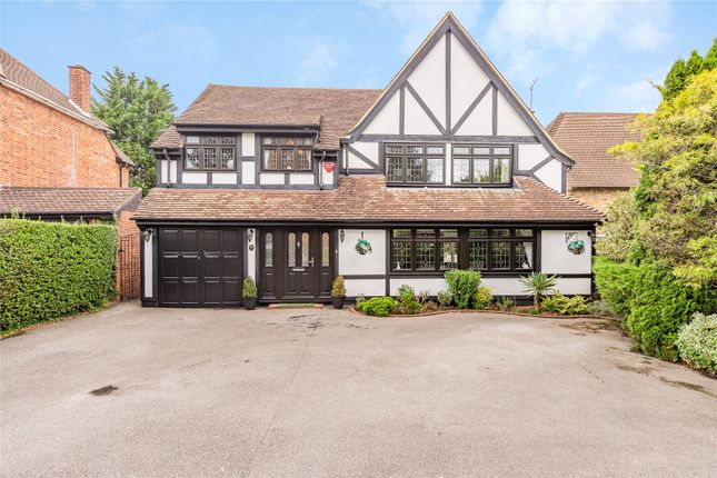 Thumbnail Detached house for sale in Brookside, Emerson Park
