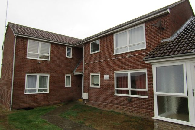 Thumbnail Flat to rent in Ilford Court, Epping Close, Clacton On Sea