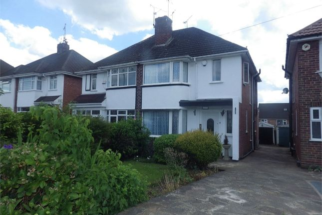 Thumbnail Semi-detached house to rent in Daventry Road, Coventry, West Midlands