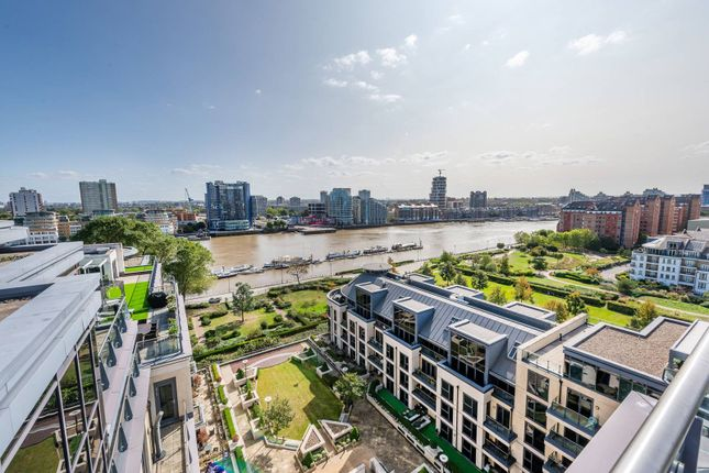 Thumbnail Flat for sale in Consort House, Imperial Wharf, Imperial Wharf, London