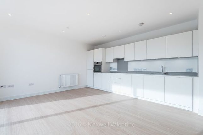 Thumbnail Flat for sale in Cherry Orchard Road, Croydon