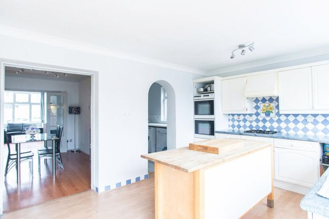 Thumbnail Semi-detached house for sale in Warley Mount, Warley, Brentwood
